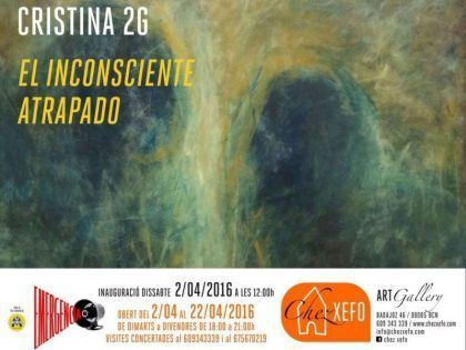 """the trapped unconscious"" exhibition / exposición ""el inconsciente atrapado"""
